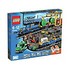 more details on LEGO® City Cargo Train - 60052.