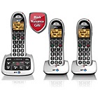 more details on BT Big Button 4500 Telephone with Answer Machine - Triple.