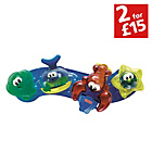 more details on Fisher-Price Stay 'n' Play Bath Friends.