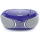 more details on BUSH PURPLE CD MP3 BOOMBOX