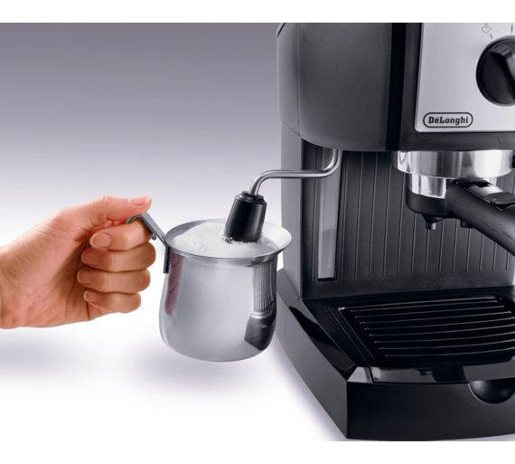 Press Coffee Maker Argos : Buy De Longhi EC145 Espresso Cappuccino Maker - Black at Argos.co.uk - Your Online Shop for ...