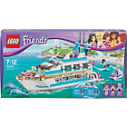more details on LEGO Friends Dolphin Cruiser Playset - 41015.