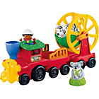 more details on Fisher-Price Little People Zoo Train Combo Set.