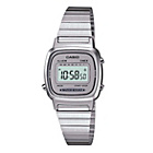 more details on Casio Ladies' Chrome Look Digital Watch.