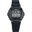 more details on Casio Unisex Black Illuminator Watch.