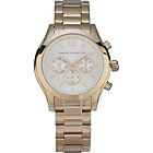 more details on French Connection Ladies' Gold Coloured Multi Dial Watch.