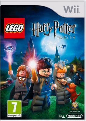 LEGO Harry Potter - Wii Game
