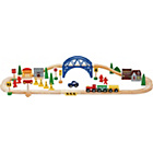 more details on Chad Valley 60 Piece Train Set.