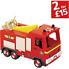 more details on Fireman Sam Jupiter Fire Engine.