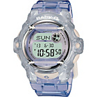 more details on Baby-G by Casio Ladies' Lilac LCD Watch.