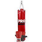more details on Pro Fitness 3ft Punch Bag with Gloves.