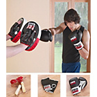 more details on Pro Fitness Deluxe Boxing Sparring Set.