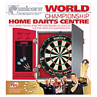 more details on Unicorn World Championship Dartboard, Cabinet and Darts.