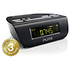 more details on Pure Siesta Mi Series 2 DAB/FM Alarm Clock Radio - Black.