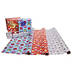 more details on Children's Christmas Gift Wrap Triple Pack.