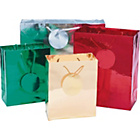 more details on Pack of 4 Foil Christmas Gift Bags.