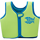 more details on Zoggs Boys' Swim Jacket - Green - 2-3 Years.