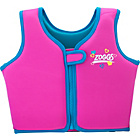 more details on Zoggs Girls' Swim Jacket - Pink - 2-3 Years.