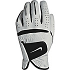 more details on Nike Dura Feel Golf Glove White - Adult M/L.