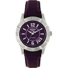 more details on Rotary Ladies' Purple Strap Diver Watch.