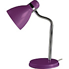 more details on ColourMatch Desk Lamp - Purple Fizz.