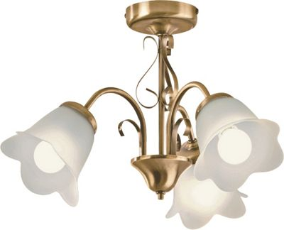 Wall Lamps Argos : Buy Colour group (Champagne) Ceiling and wall lights at Argos.co.uk - Your Online Shop for Home ...