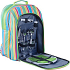 more details on 2 Person Camping Picnic Set with Cool Bag Backpack.