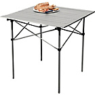 more details on Folding Camping Table with Slatted Top.