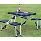more details on Folding Camping Table and 4 Stools.