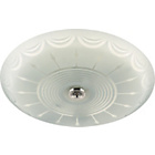 more details on HOME Circular Fluorescent Ceiling Fitting - White.
