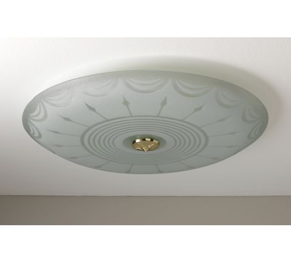 Buy Home Circular Fluorescent Ceiling Fitting White At Argos Co Uk Your Online Shop For