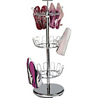 more details on 3 Tier Shoe Storage Stand - Chrome Plated.