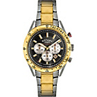 more details on Rotary Men's Chrono Two-Tone Bracelet Watch.