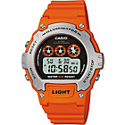 more details on Casio Men's Orange Illuminator LCD Watch.