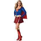 more details on Womens Supergirl Costume Size 10-12