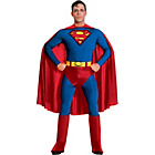 more details on Mens Superman Costume Size M