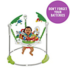 more details on Fisher-Price Rainforest Jumperoo Baby Bouncer.