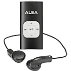 more details on Alba 4GB MP3 Player - Black.