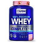 more details on USN 2.28kg 100% Whey Protein Shake - Strawberry.