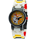 more details on LEGO® Star Wars Boys' Stormtrooper Buildable Watch.