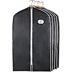 more details on HOME Set of 5 Suit Storage Covers - Black.