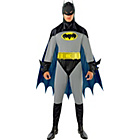 more details on Mens Batman Costume Chest Size M