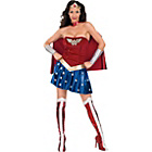 more details on Womens Wonderwoman Costume Size 10-12