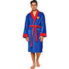 more details on Marvel Superman Adult Fleece Robe.
