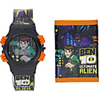 more details on Ben 10 Ultimate Boys' Alien Wallet and Watch Gift Set.