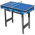 more details on Chad Valley 4ft Folding Table Tennis Games Top.