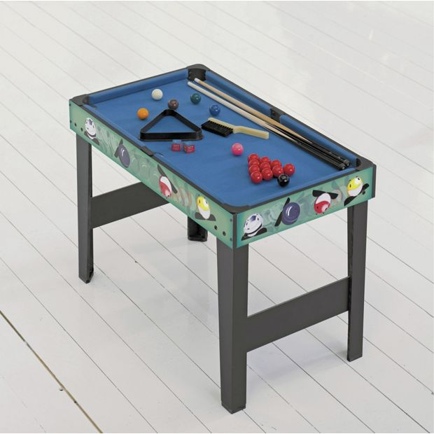 buy chad valley 3ft 4 in 1 multi game table at