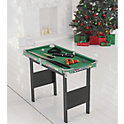 more details on Chad Valley 3ft Snooker/Pool Games Table.