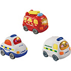 more details on VTech Toot-Toot Drivers Set of 3 Emergency Vehicles.