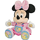 more details on Mickey Mouse Clubhouse Baby Minnie Mouse Talking Plush.